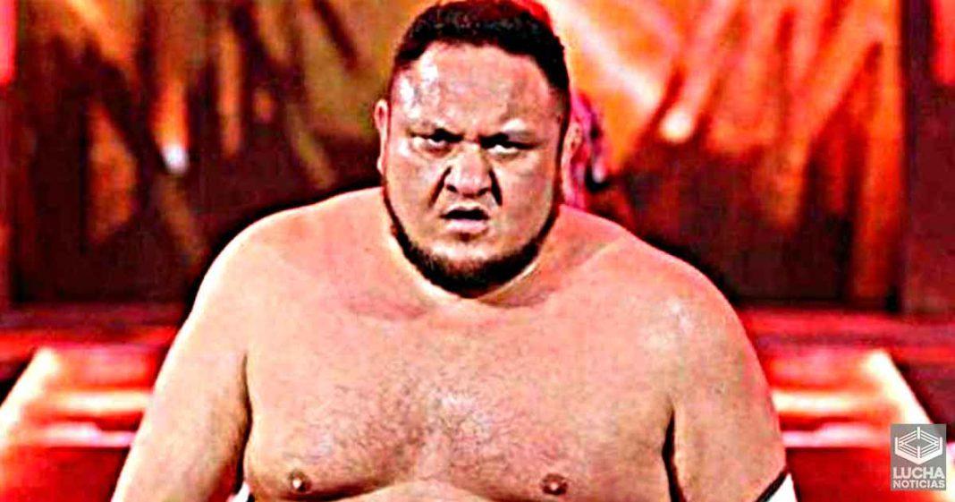 Samoa Joe aún no tiene permitido luchar en la WWE