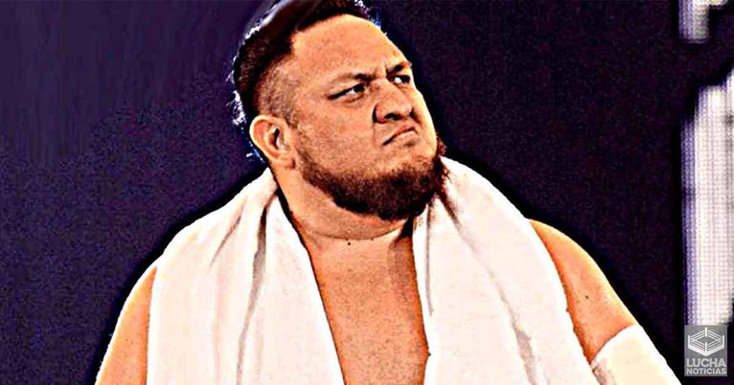 Samoa Joe por fin explica por qué regreso a WWE NXT