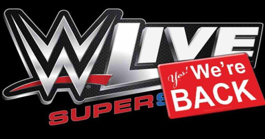 Se revela el motivo del porque regresan los WWE Supershow House en el regreso de las giras