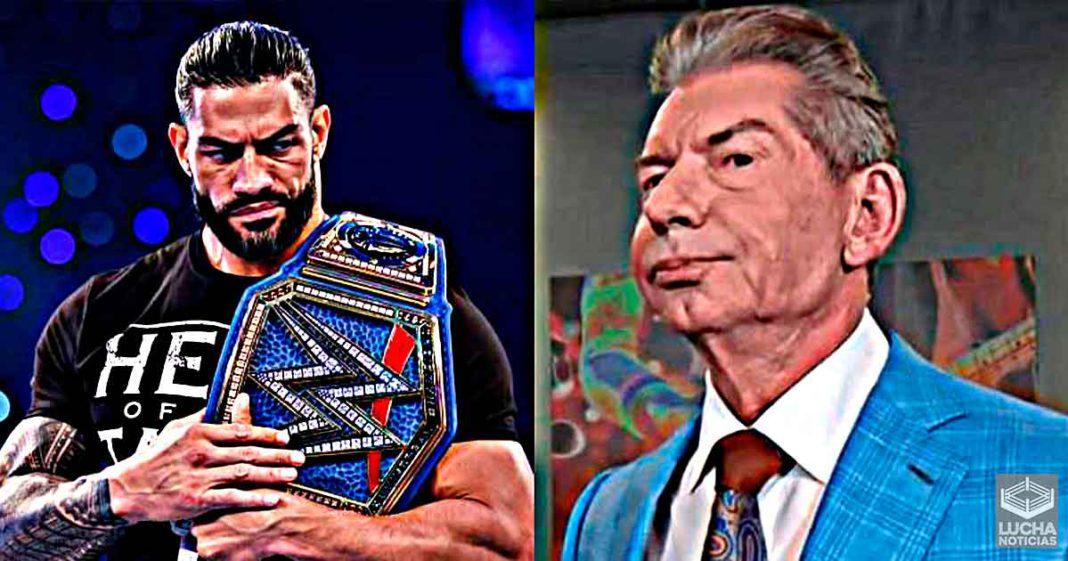 Se revela las demandas que hizo Roman Reigns a la WWE