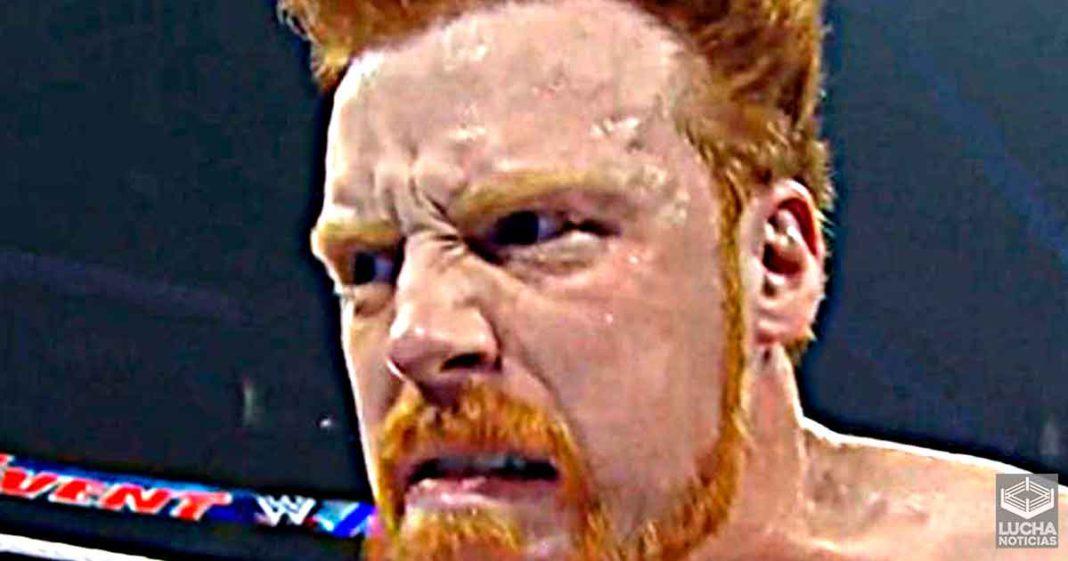 Sheamus ataca a los haters que dicen que la lucha libre es falsa