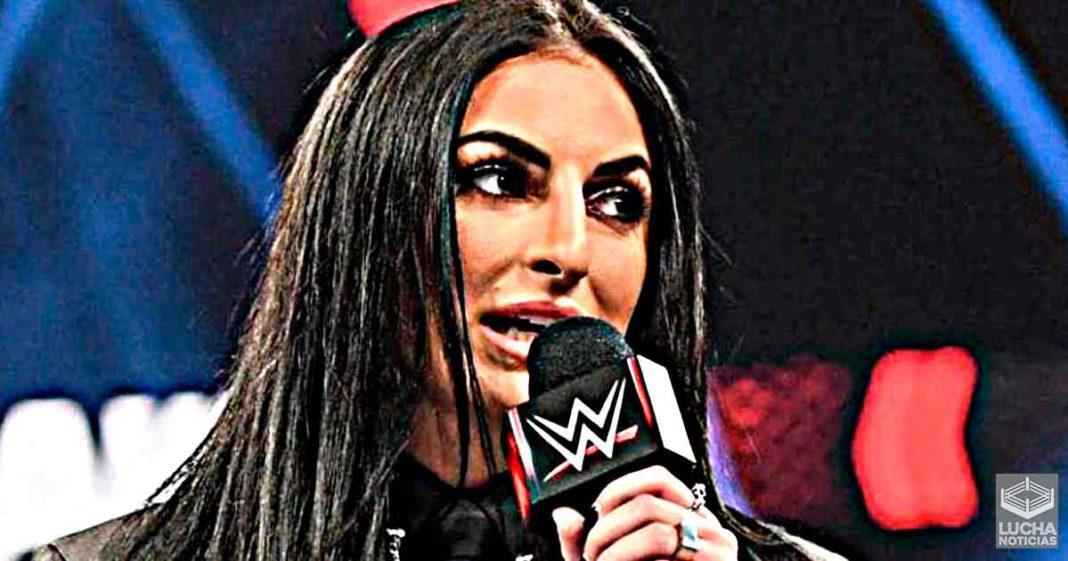 Sonya Deville está entrenando para luchar de nuevo en WWE