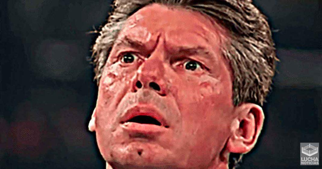 Superestrellas de WWE enojadas con Vince McMahon