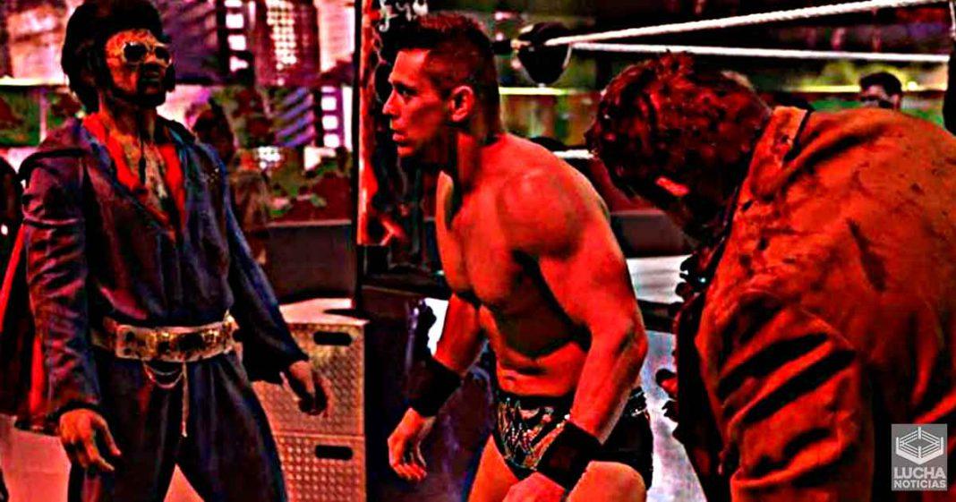 The Miz rompe el silenció sobre como se sintió con los Zombis de WWE