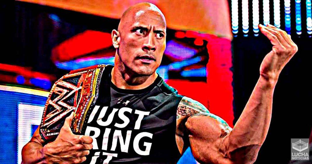 The Rock regresaría para posiblemente tener una lucha en WrestleMania