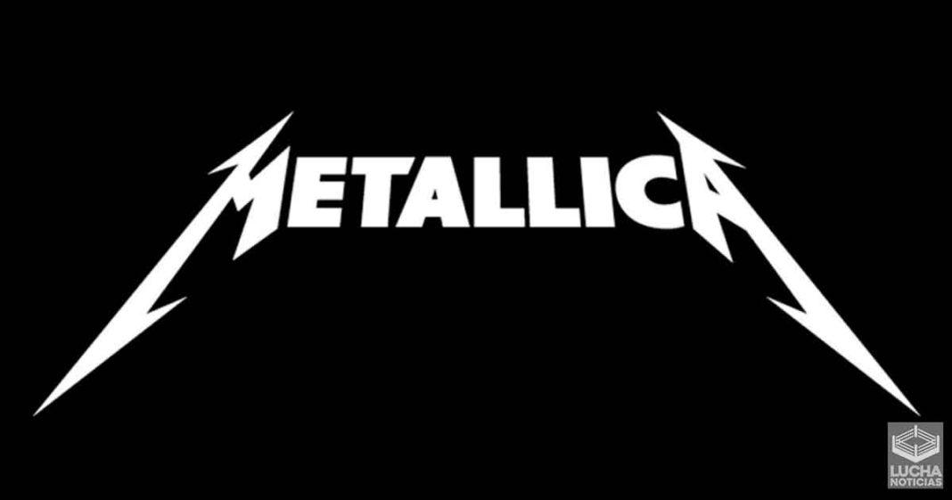 Triple H quiere que Metallica toque en vivo en la WWE