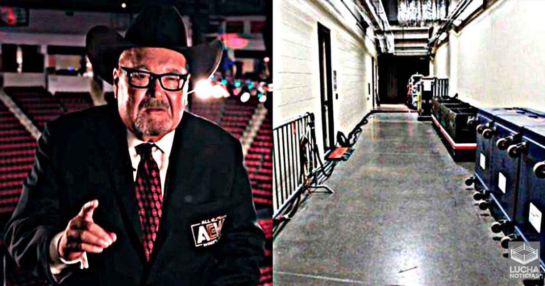 Tuvo suerte esa noche - Jim Ross revela que WWE casi despide a leyenda por negarse a perder