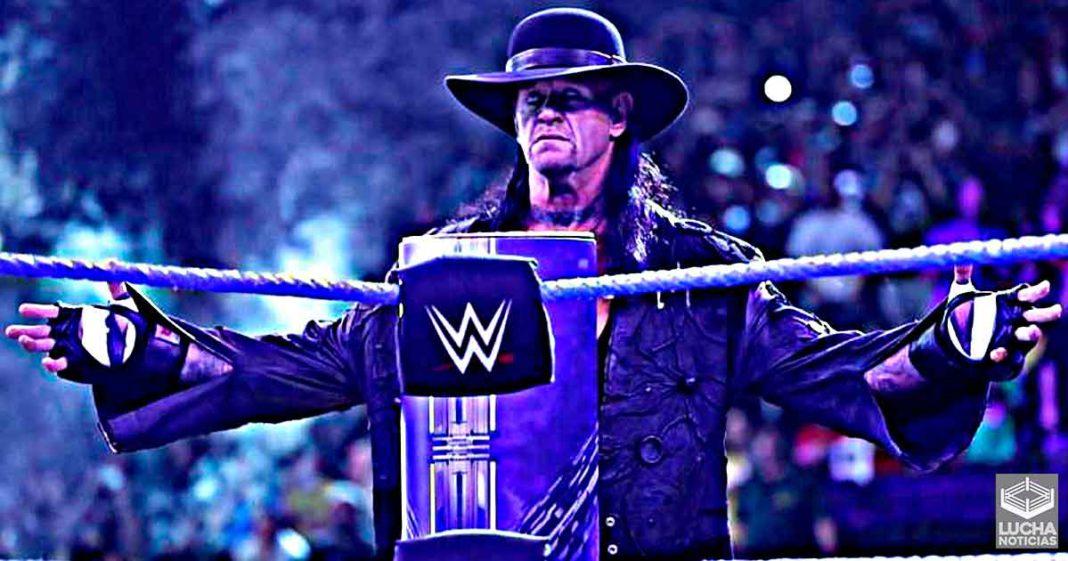 Undertaker reta a una pelea de verdad a famoso en twitter