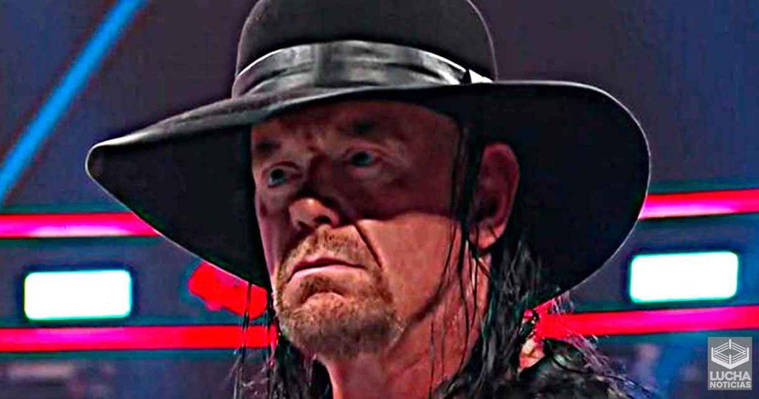 Undertaker y otros luchadores a tiempo parcial estarán en el Draft de WWE