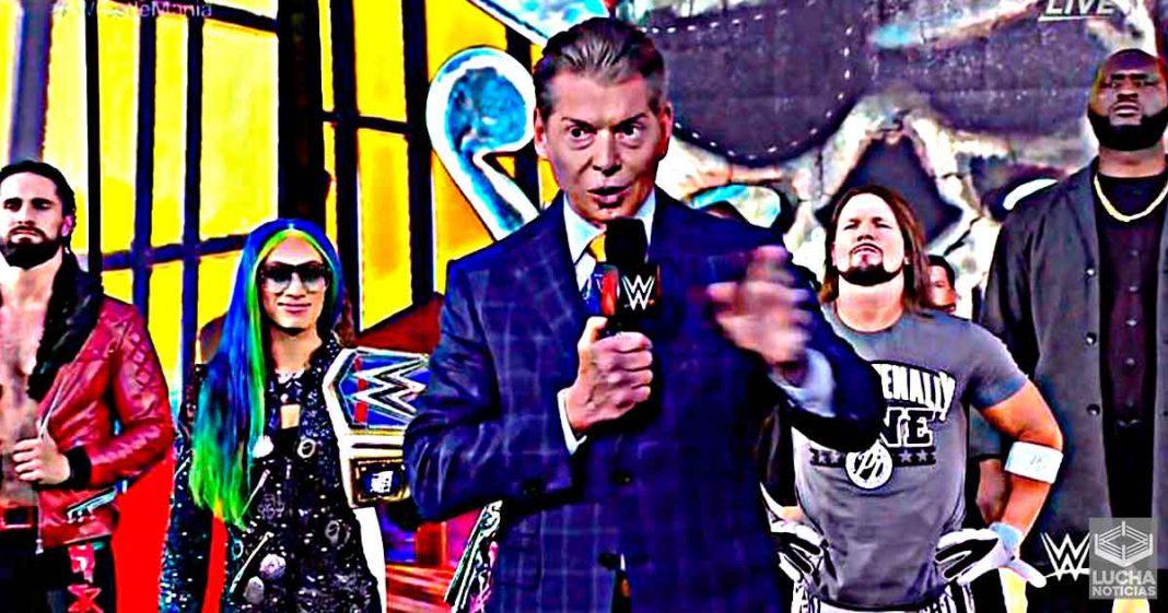 Vince McMahon elogia a ex superestrella de WWE