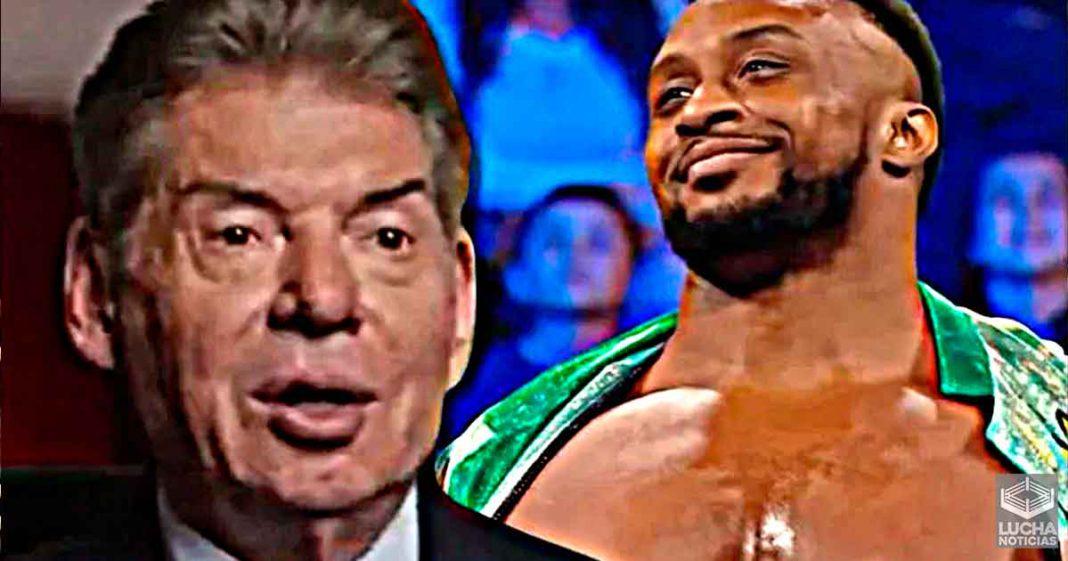 Vince McMahon es un gran fan de Big E
