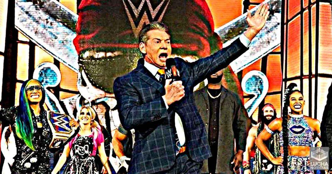Vince McMahon está pensando en hacer grandes cambios en la WWE