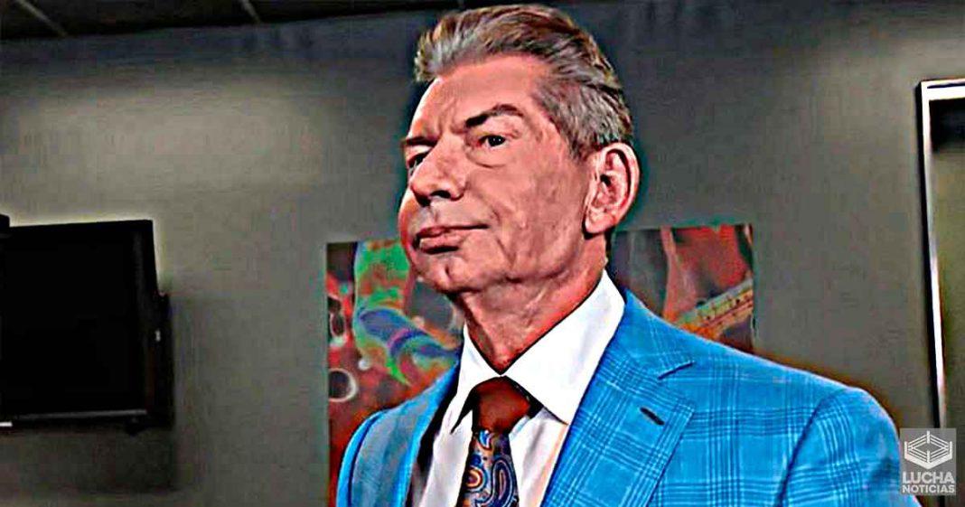 Vince McMahon se disculpa con superestrella de WWE recien despedida
