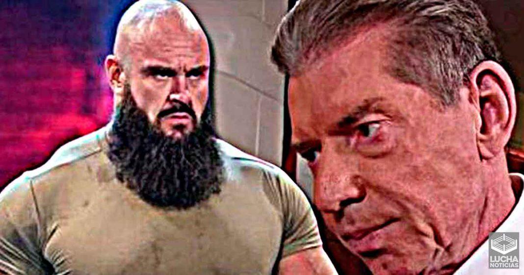 Vince McMahon se habría cansado de Braun Strowman