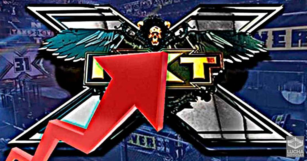 WWE NXT aumenta sus ratings previo a TakeOver: In Your House