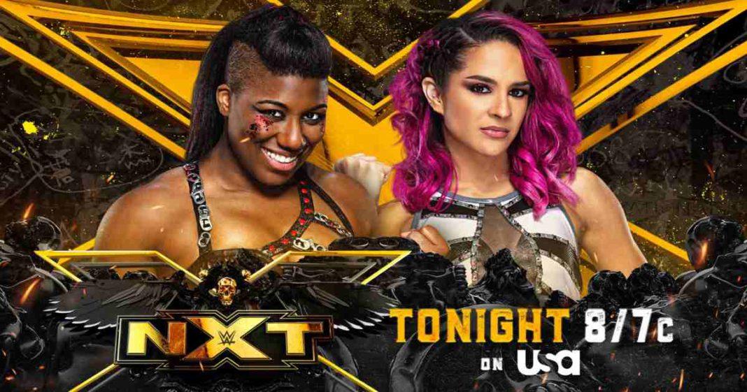 WWE NXT del 08 de junio del 2021. Cobertura y resultados en vivo