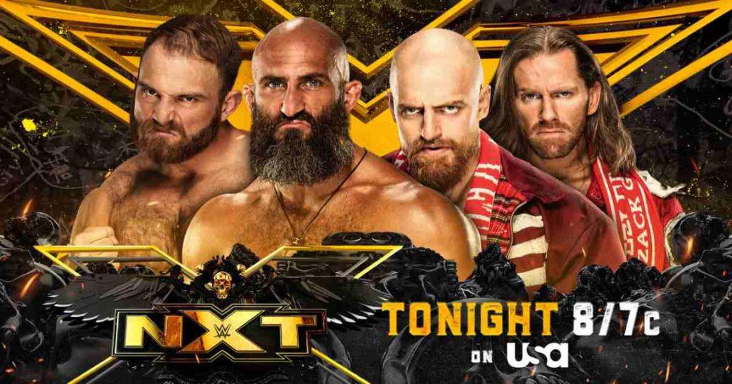 WWE NXT del 15 de junio del 2021. Cobertura y resultados en vivo