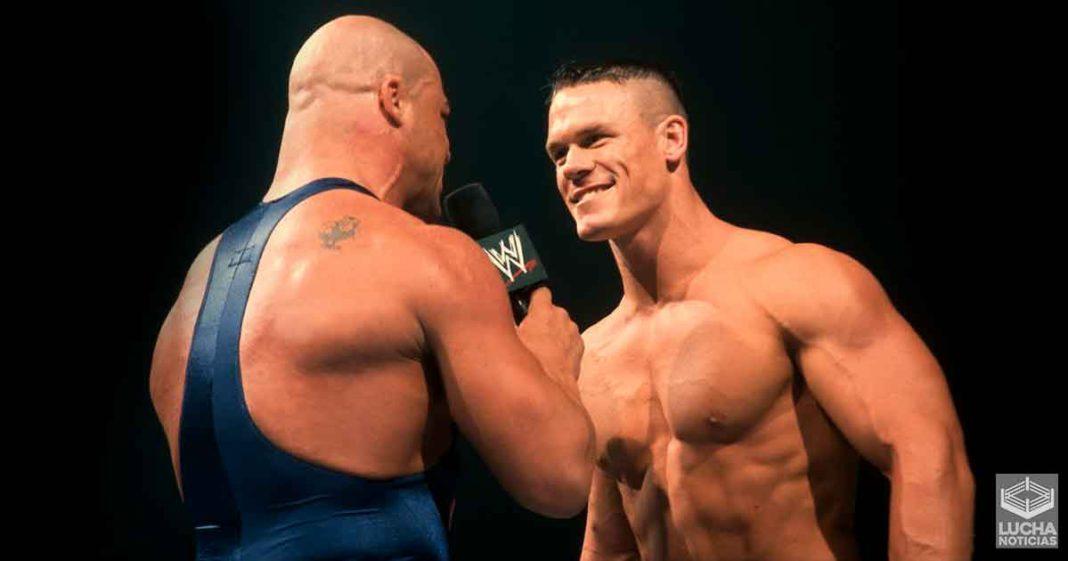 WWE NXT revive historia de John Cena de hace más de 15 años