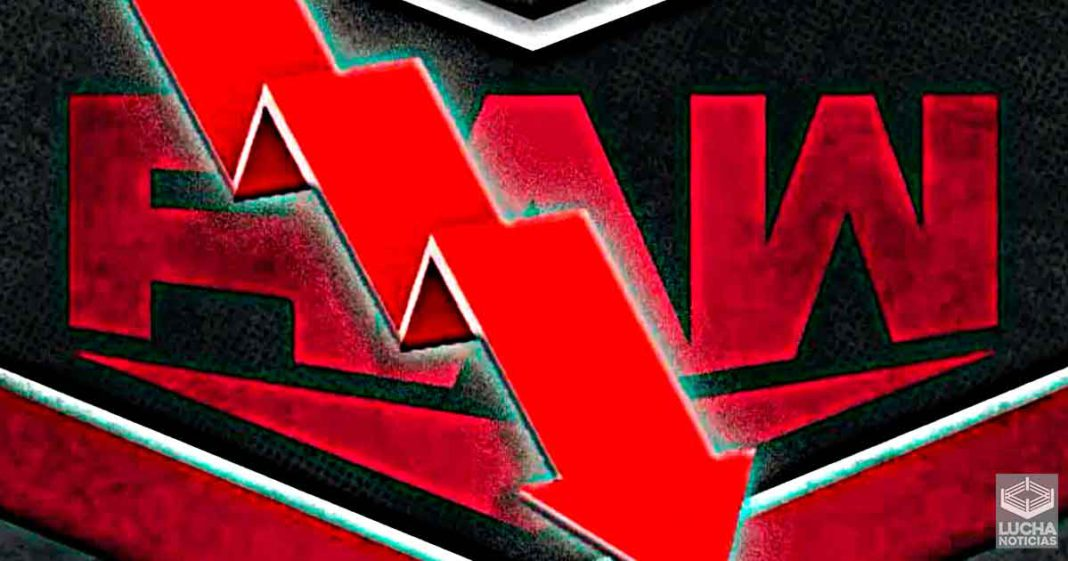 WWE RAW baja sus ratings trás Hell In A Cell