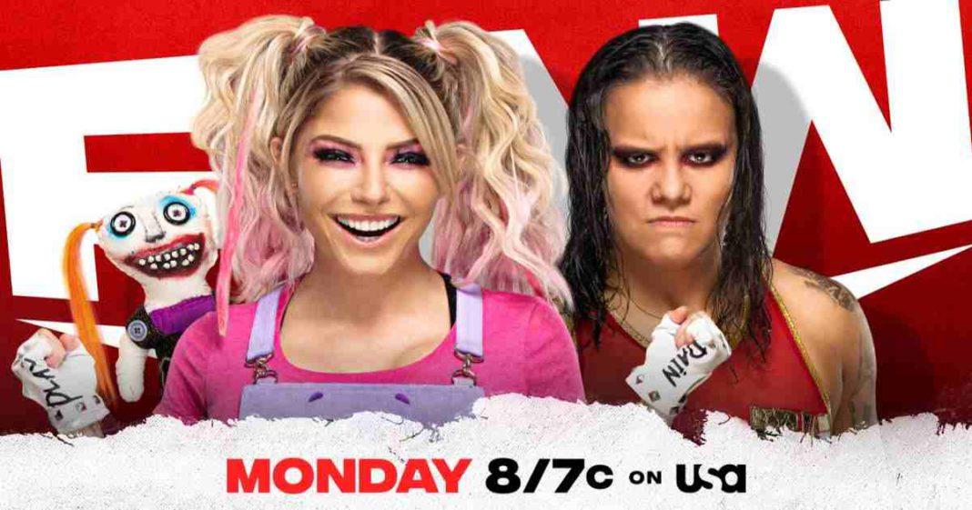 WWE RAW del 07 de junio del 2021. Cobertura y Resultados en vivo