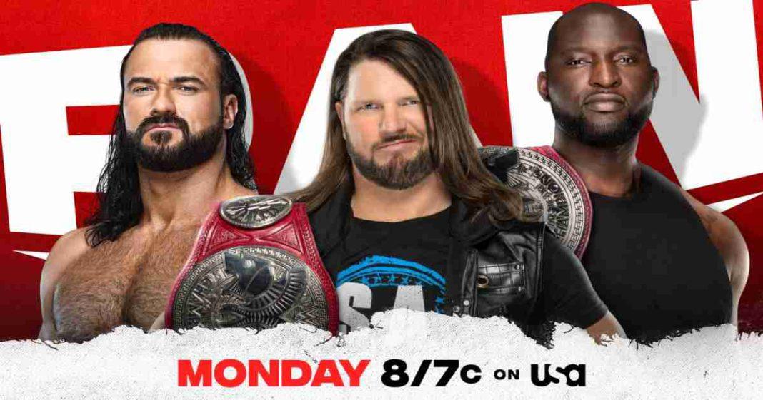WWE RAW del 14 de junio del 2021. Cobertura y resultados en vivo
