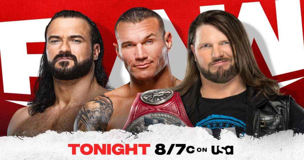 WWE RAW del 28 de junio del 2021. Cobertura y resultados en vivo