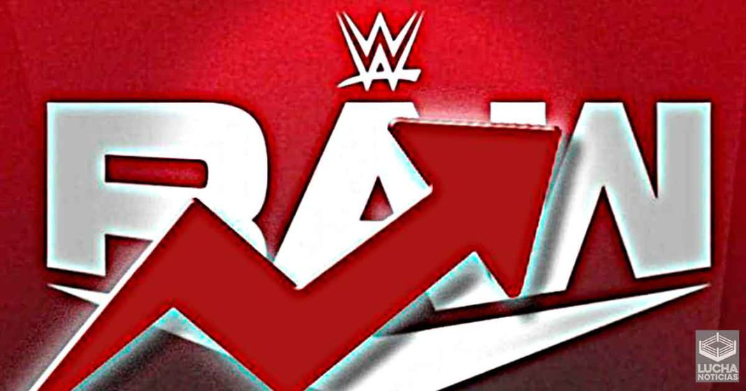 WWE RAW por fin logra aumentar sus ratings esta semana