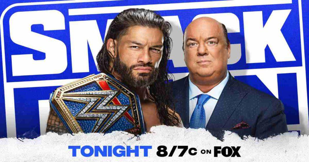 WWE SmackDown 25 de junio del 2021. Cobertura y resultados en vivo