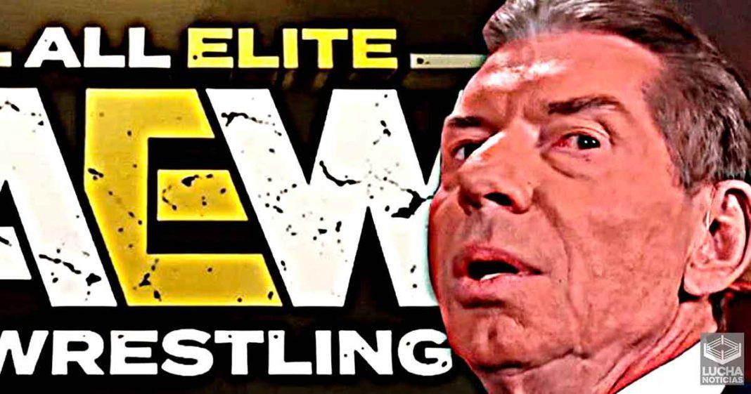 WWE cambia de estrategía para competir con AEW