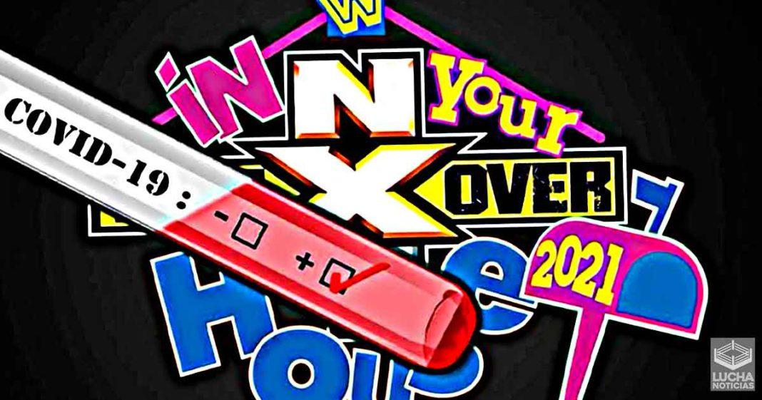 WWE cambia su política de pruebas de COVID-19 para TakeOver: In Your House