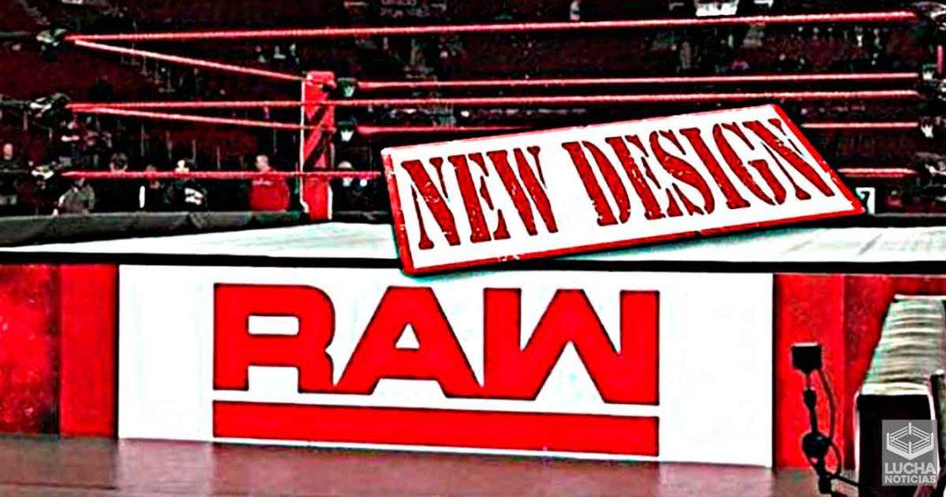 WWE está experimentando con nuevo diseño de su ring