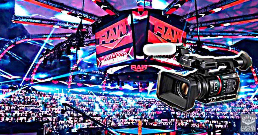 WWE grabará el último episodio de RAW en el ThunderDome