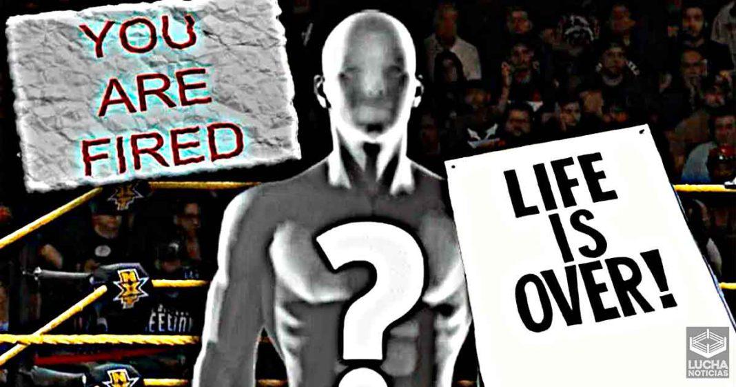 WWE le dijo a sus estudiantes del Performance Center que su vida termina cuando son despedidos