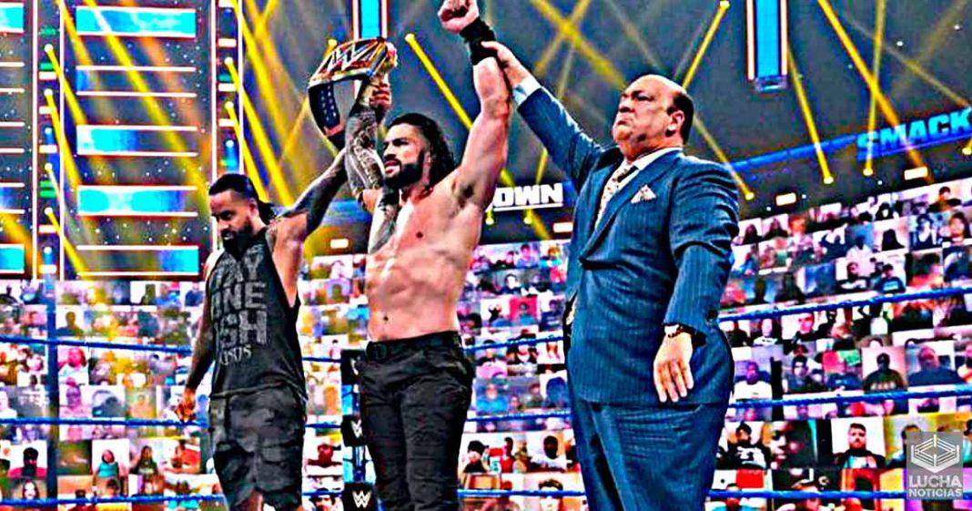 WWE no consiguió 2 millones de espectadores con el Hell In A Cell en SmackDown