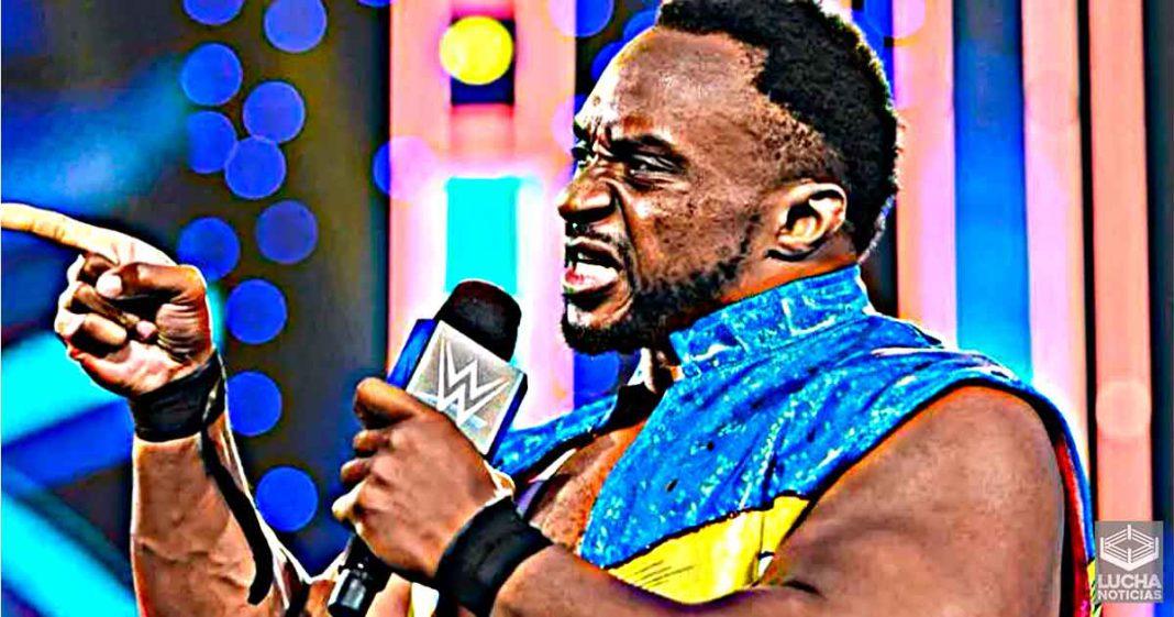 WWE no tiene nada para Big E trás el despido de Aleister Black