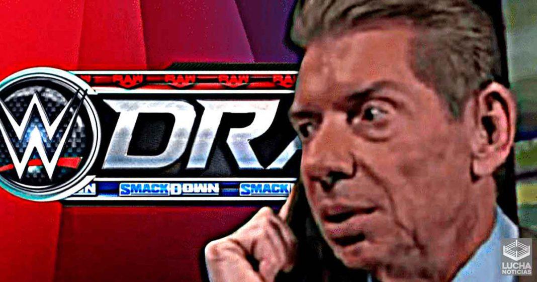 WWE no tiene ningún plan para el Draft 2021