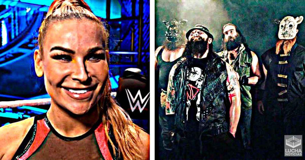 WWE originalmente quería que un ex miembro de la familia Wyatt y Natalya trabajaran juntos