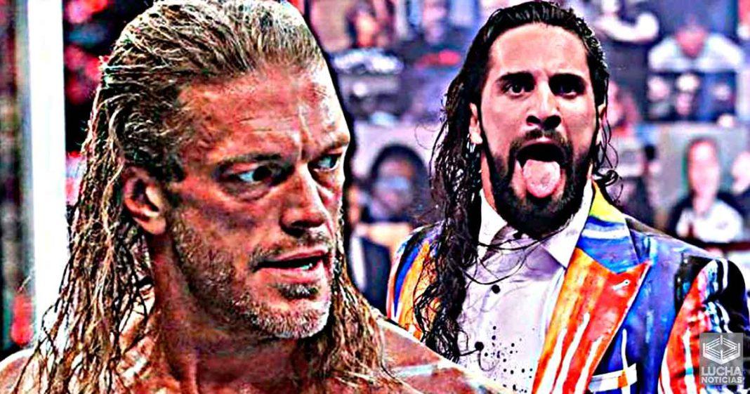 WWE planea Edge vs Seth Rollins en SummerSlam