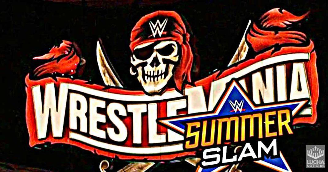 WWE quiere que SummerSlam sea como WrestleMania este año