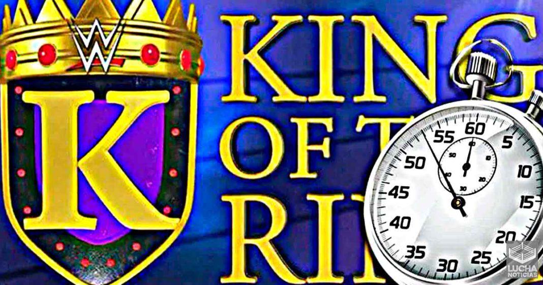 WWE realizará el torneo King Of The Ring pronto