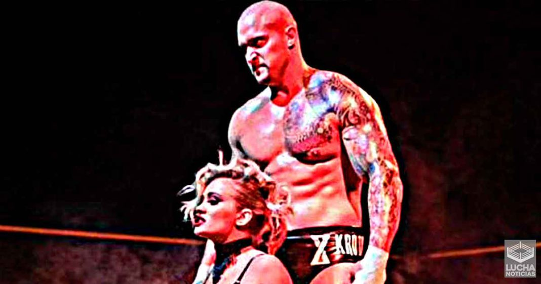 WWE realizó una lucha de prueba para Karrion Kross antes de SmackDown