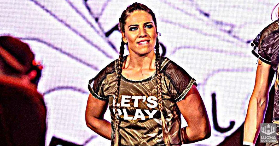 WWE tenía grandes planes para Marina Shafir antes de despedirla