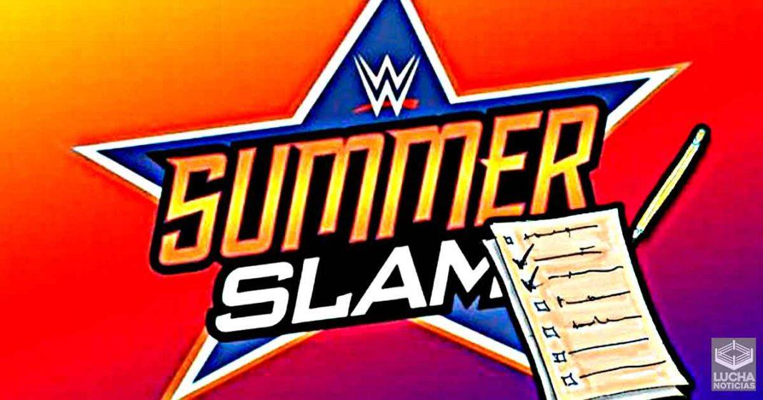 WWE tiene una lista de megaestrellas que quieren traer en SummerSlam