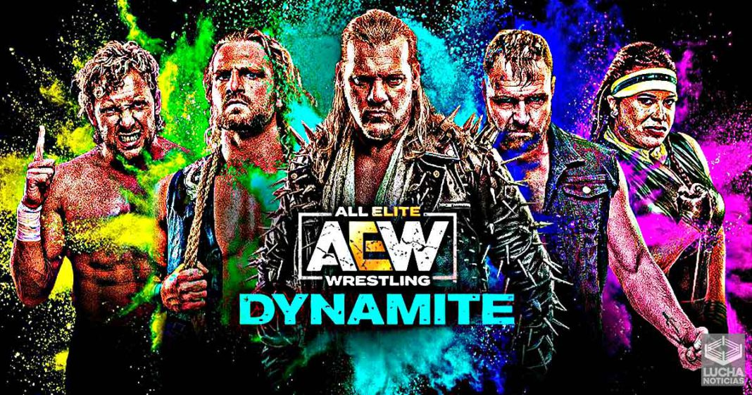 AEW Dynamite será transmitido en latinoamérica