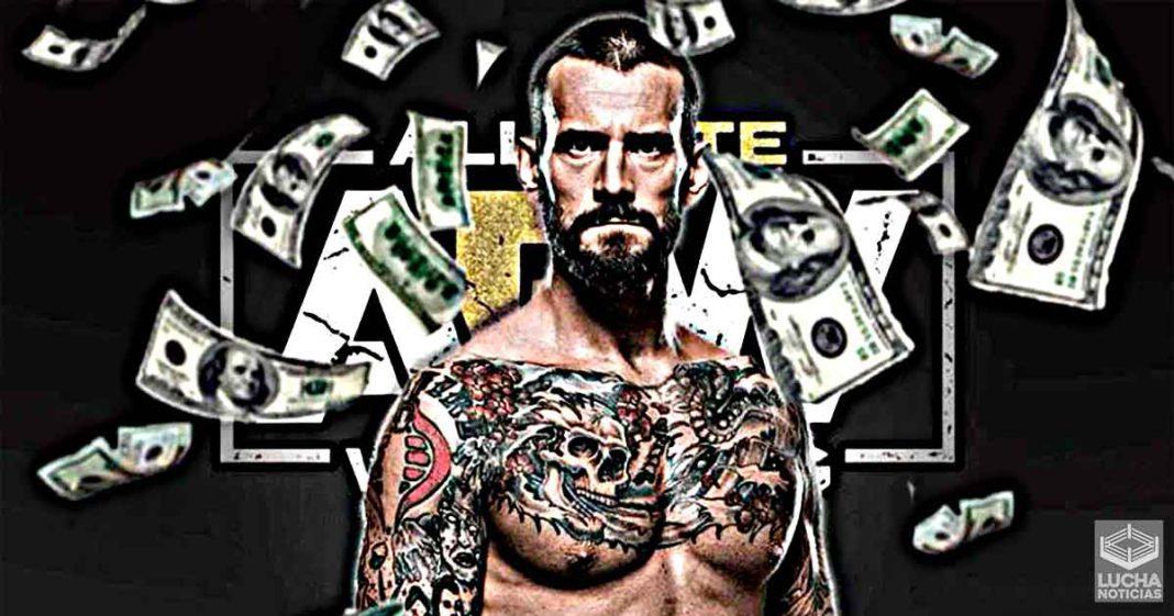 AEW insinua el posible debut de CM Punk