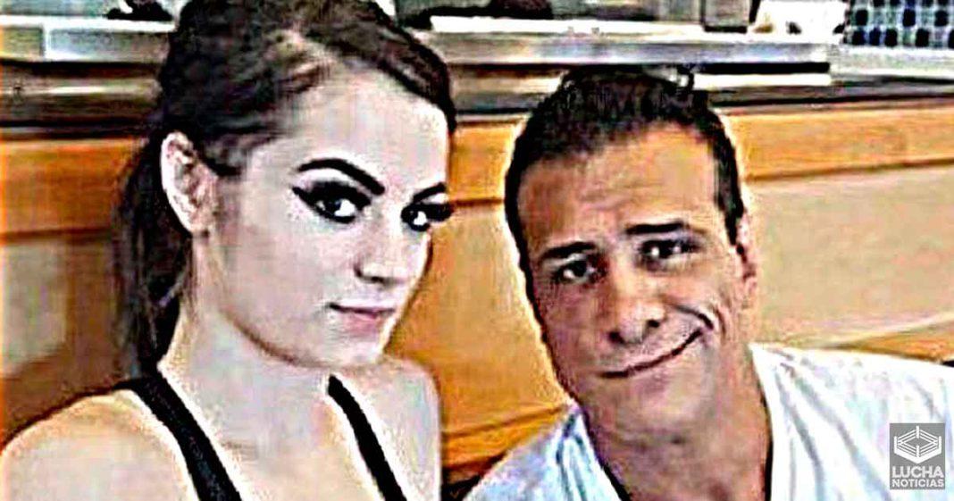 Alberto El Patrón expone el arresto por violencia domestica de Paige