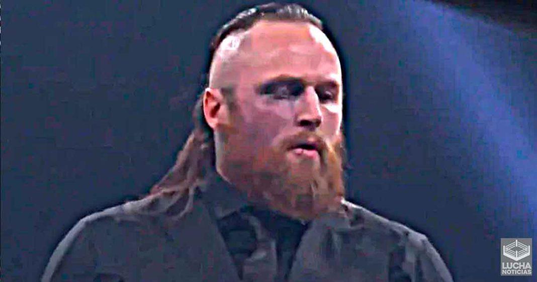 Aleister Black debuta en AEW por un error de la WWE