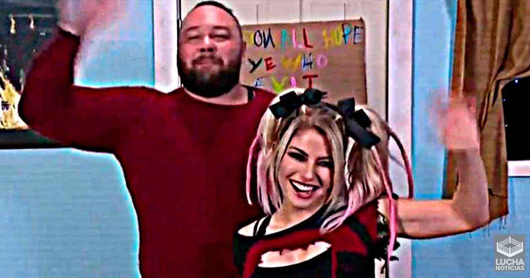 Alexa Bliss reacciona al despido de Bray Wyatt de la WWE