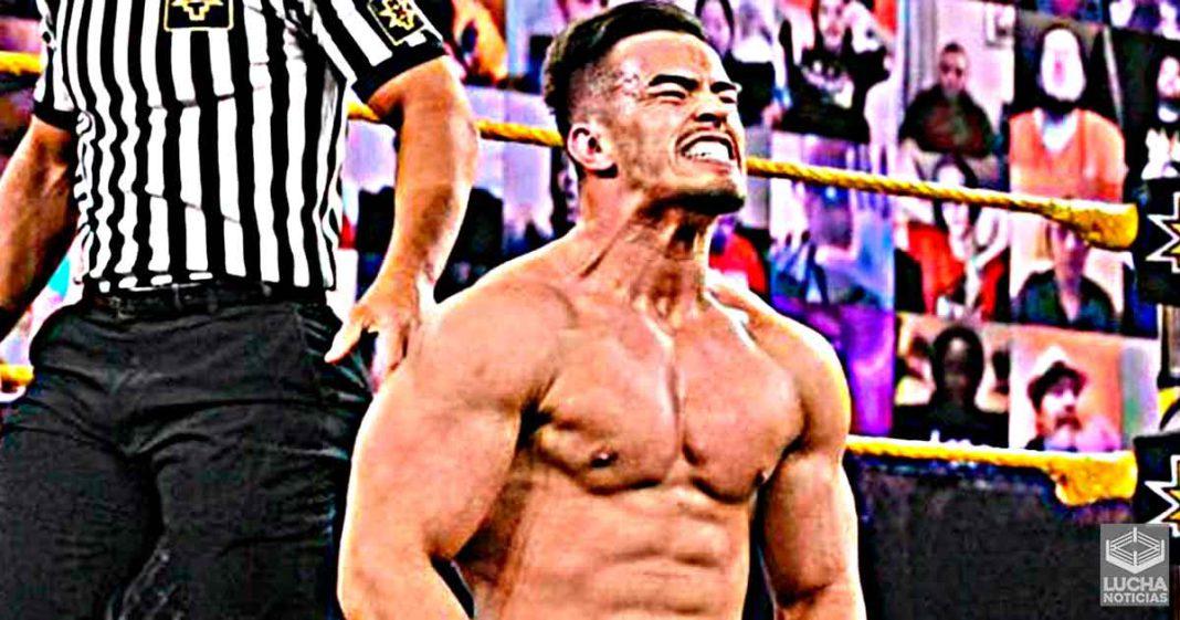 Austin Theory podría regresar al elenco principal de WWE