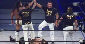 Bandido nuevo Campeón de ROH 2